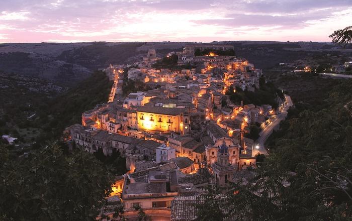 Evoluzione di una città storia di Ragusa-Setup