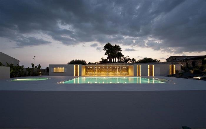 La Scibina, ospitalità Mediterranea-setup