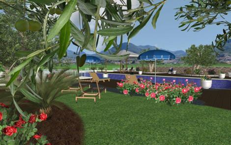 Garden design - Setup