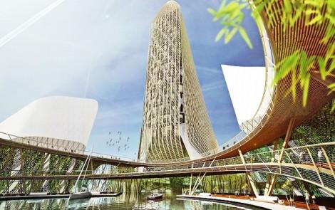 Setup Futuro di bamboo