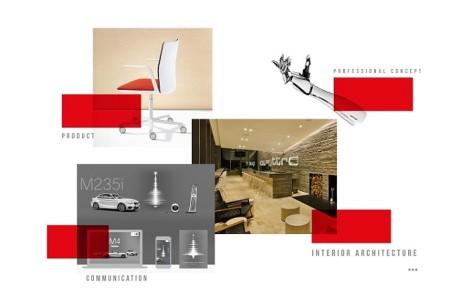 Setup IF concetti del design