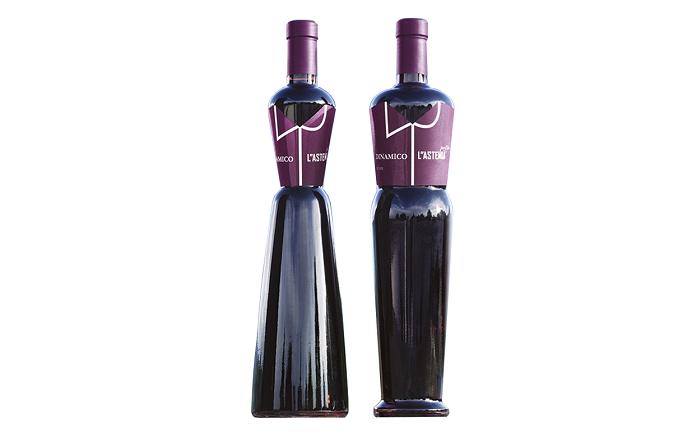 Bottiglie vino - Setup 5