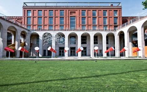 Setup Triennale di Milano