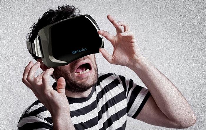 Oculus - Setup 2
