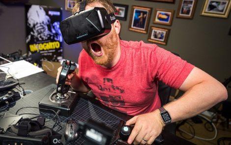 Oculus - Setup 3