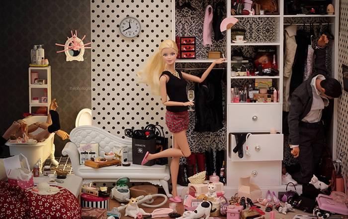 Barbie - Setup