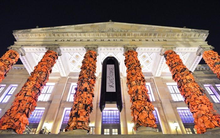 Arte Ai Weiwei - Setup 3