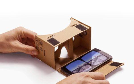 Google cardboard - Setup