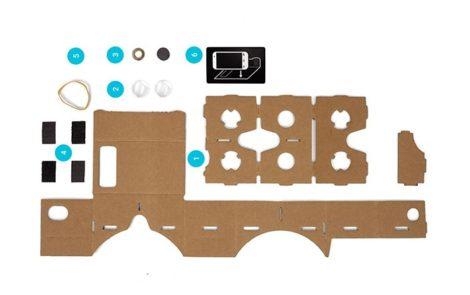Google cardboard - Setup 3