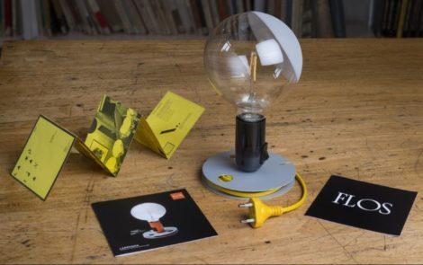 design Castiglioni - setup