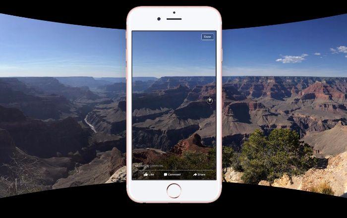 Visuale a 360° - Setup