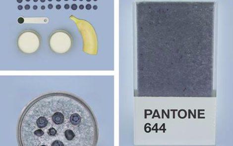 Pantone Smoothies